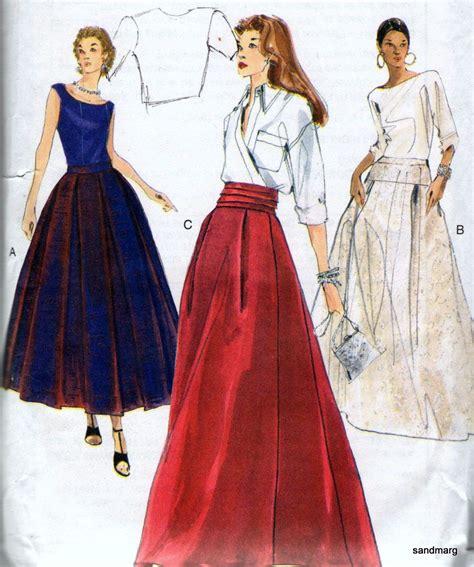 vogue  red carpet evening skirt red dress