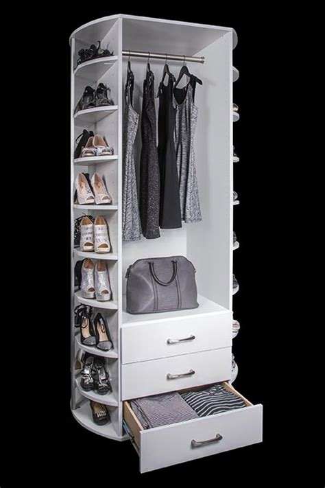 Spinning Shoe Rack by Lazy Rotating Shoe Rack