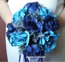 blue wedding bouquets blue wedding flowers the wedding specialists