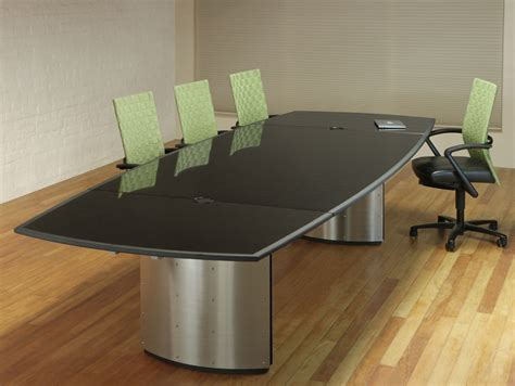 granite top conference table crescent granite top conference table stoneline designs