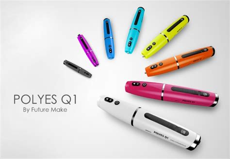 3d doodle pen cost 3ders org polyes q1 sla 3d printing pen to launch on
