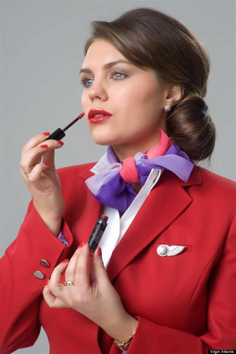 Cabin Crew Hair And Makeup five top makeup tips from class cabin crew huffpost uk