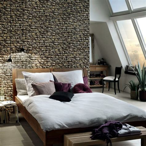 bedroom wallpaper ideas like wallpaper the bedrooms look