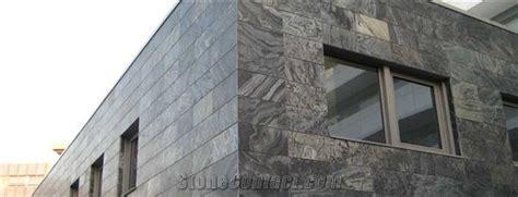 Ostrich Grey Slate Exterior Wall Tiles, Grey Slate Tiles