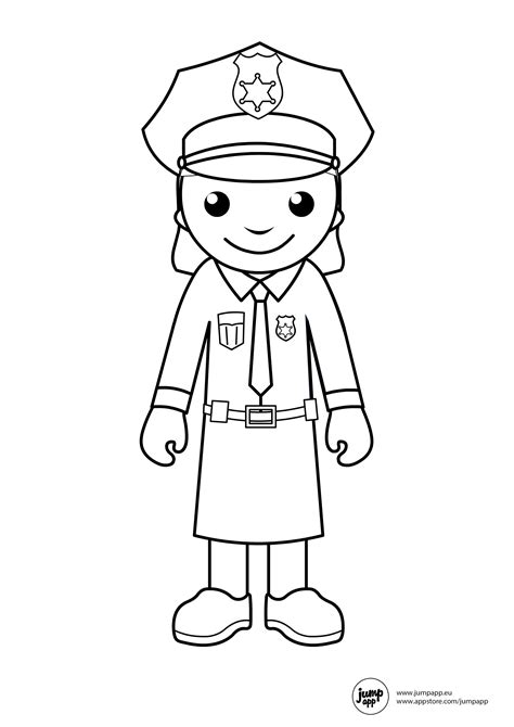 community helpers coloring pages printable coloring pages
