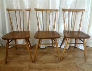 antiques atlas retro ercol dining chairs