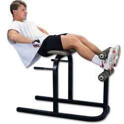 back exercises bench amazon com back abdominal exercise bench ea