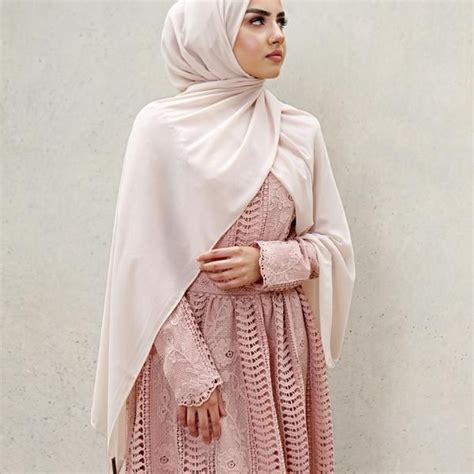 Dress Muslim Inayah 25 best ideas about blush pink dresses on