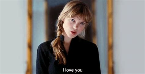 lea seydoux gif time doesn t stand still tumblr