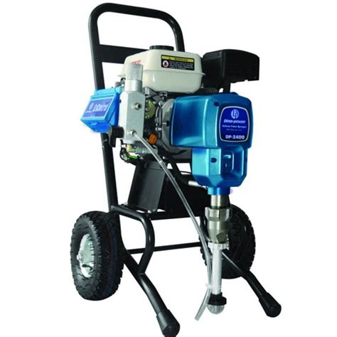 paint sprayer dp 6880 big airless paint sprayer 8l min for putty plaster