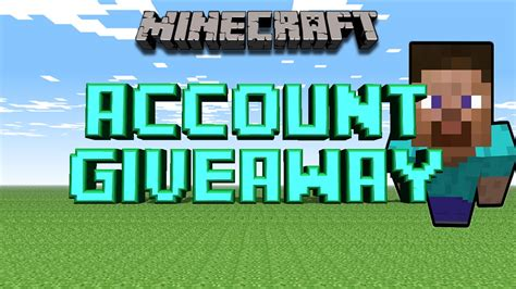 another minecraft account giveaway december 2014 closed youtube - Minecraft Account Giveaway 2014