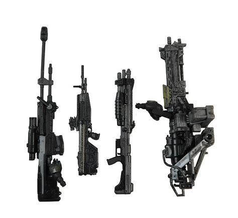 Best Seller Figure Ultraman 4pcs Gun Set aliexpress buy 4pcs set weapon marksman sniper shotgun rifle machine gun turret for 6