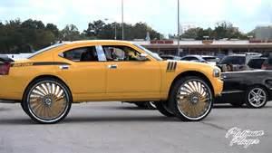 Dub Dodge Charger Dodge Charger Daytona On 32 Inch Dub Swyrl