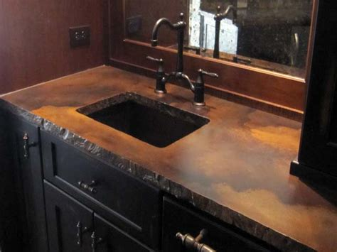 Do It Yourself Countertop Ideas by Concrete Countertops Do It Yourself Concrete Countertops