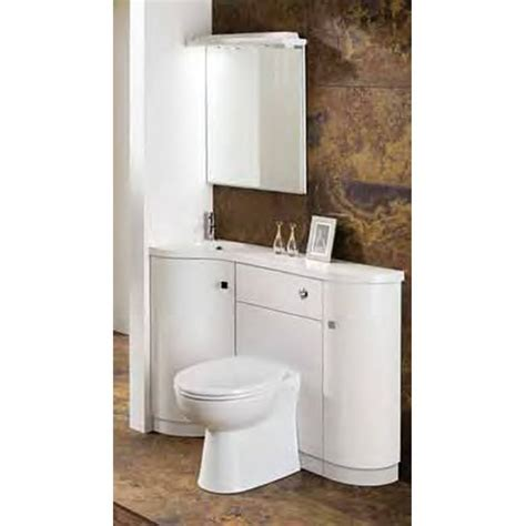 Oslo Bathroom Furniture Oslo Corner Combi Unit 2 Reduced Buy At Bathroom City