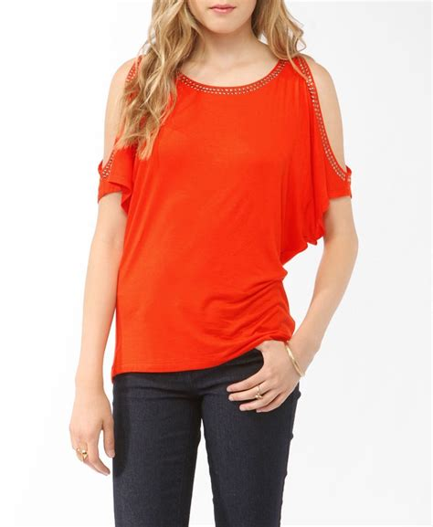 Cut Out Top Teskin 1 17 best images about cut out shoulder tops on