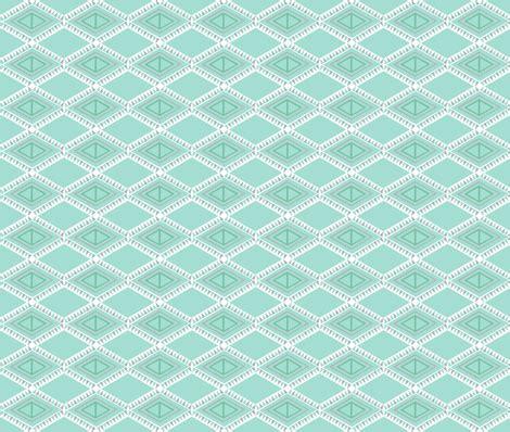 minted temporary fabric wallpaper julep aztec diamond small mint julep fabric drapestudio