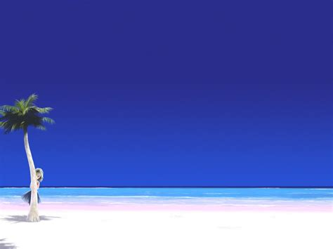 tree and beach free ppt backgrounds for your powerpoint