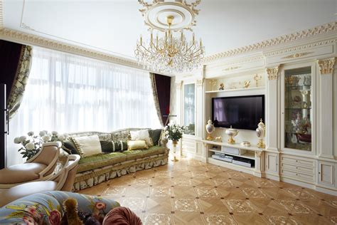 Decorating Style classic interior design style classicism style