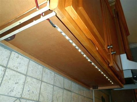 the reasons why we led kitchen cabinet lighting