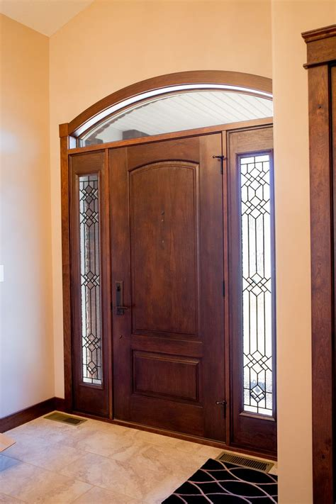 17 Best Images About Exterior Doors On Pinterest Red Front Door With Transom