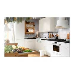 Ikea Kitchen Cabinet Price List by Hittarp Glass Door White 40x80 Cm Ikea