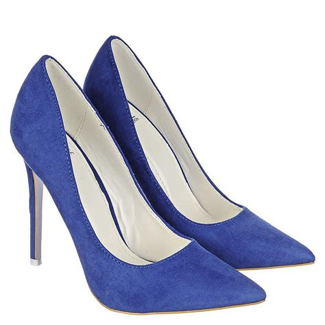 blue high heel shiekh mellina 3 s blue high heel dress shoe