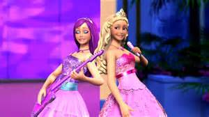 Barbie de prinses en de popster youtube