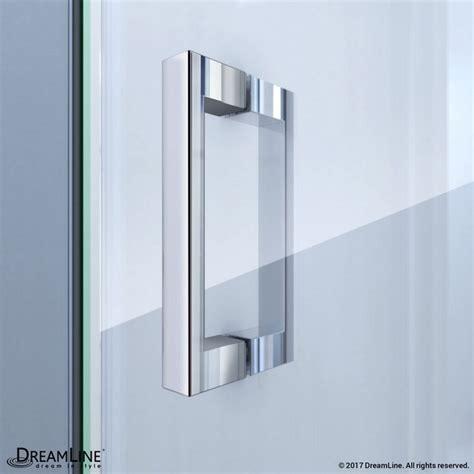 36 inch shower door dreamline dl 6214c 01cl butterfly frameless bi fold shower