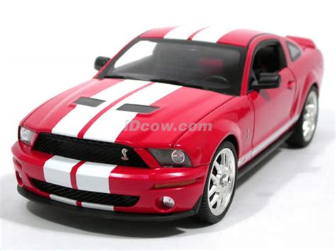2007 mustang models 2007 ford mustang diecast model