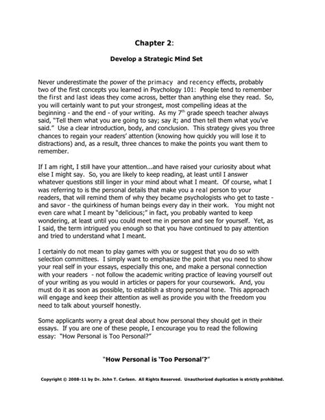 essay structure psychology book i getting the internship you want how to write