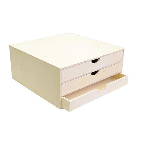 bloc 4 tiroirs support 224 d 233 corer en bois bloc avec trois tiroirs 34 5