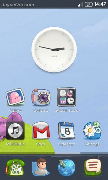 miui themes cartoon temas para miui