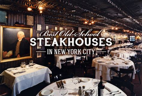 French Country Home Interior Pictures best old school steakhouses in nyc thrillist