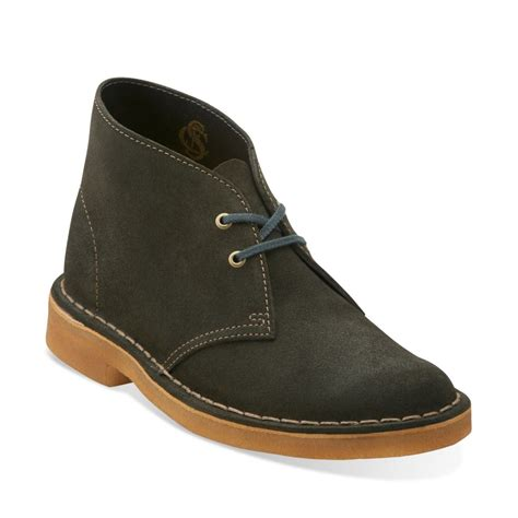 clarks womens desert boot w