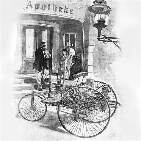 Wann Wurde Das Erste Auto Gebaut by Patent Motorwagen Das Erste Automobil 1885 1886