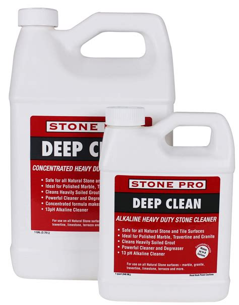 deep clean finishing touch spray granite cleaner protector and