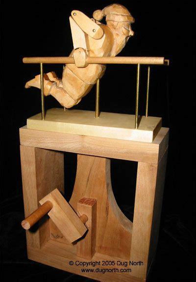 wooden automata plans stage design automata diy