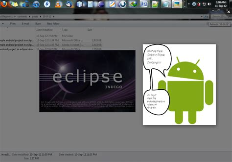 android eclipse woodworking plans