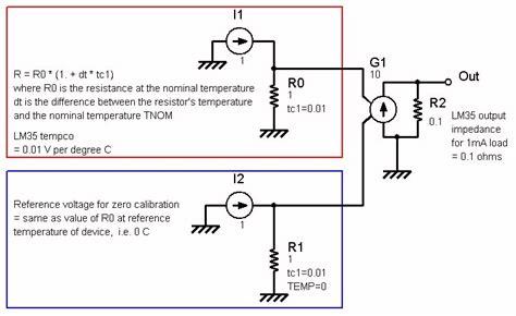 spice resistor temperature coefficient spice model resistor temperature 28 images resistors in pspice simulation youspice