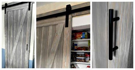 Shiplap Barn Door   How to Make a Sliding Barn Door