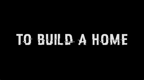 To Build A Home Lyrics the cinematic orchestra to build a home lyrics