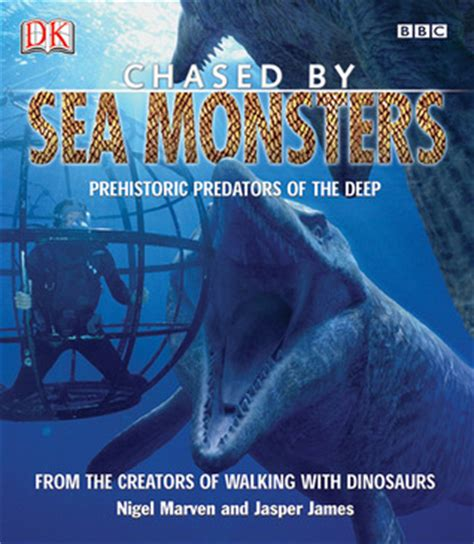 walking with your books chased by sea monsters prehistoric predators of the