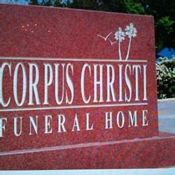 corpus christi funeral home funeral services