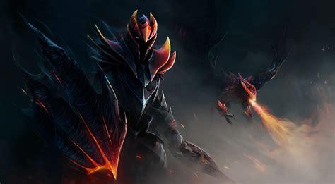 dota 2 wallpaper dragon knight game wallpaper hd dota 2 dragon knight wallpaper high