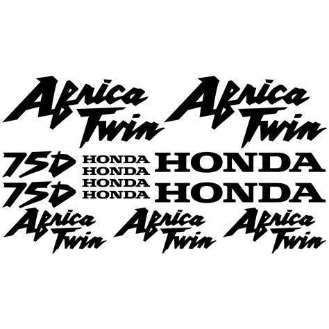 Sticker Honda Africa Twin stickers honda africa twin 750 pas cher