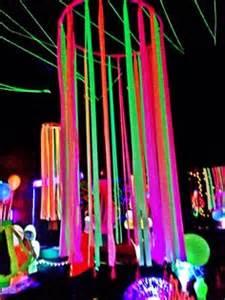 festa neon dicas e ideias para fazer guia tudo festa