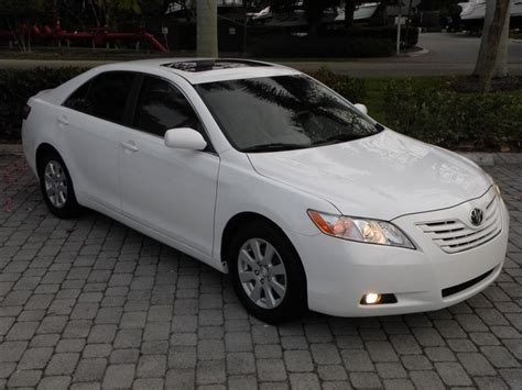 2009 Toyota Camry Xle V6 2009 Toyota Camry Xle V6 Fort Myers Florida For Sale In