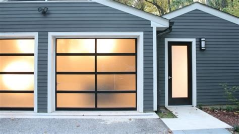 Glass Garage Doors Cost Cost Of Garage Door Glass Garage Door View Aluminum Frosted Sandblast Image