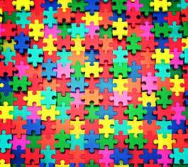 colorful puzzle pieces 56 best images about the color ful on